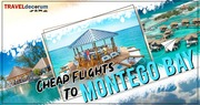 Cheap flights to Montego Bay from London are just a call away!