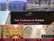 Hotels Booking in Makkah