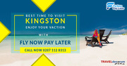 Looking for Flights from London to Kingston Jamaica?
